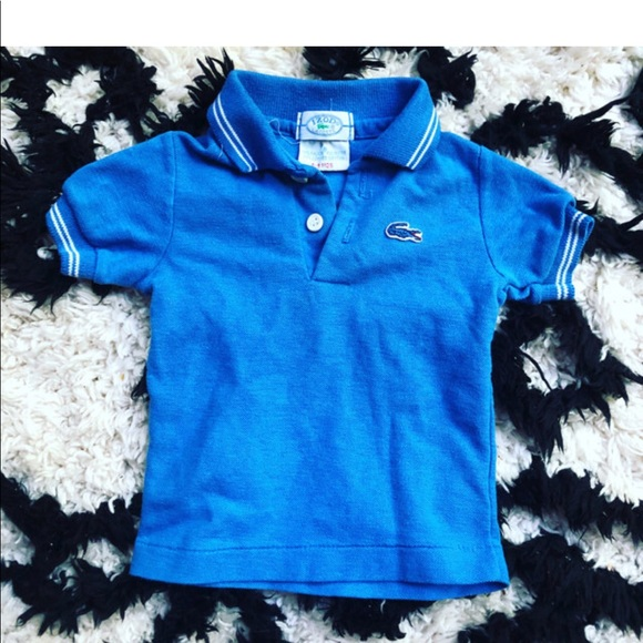 3c8999cfbf Lacoste baby polo